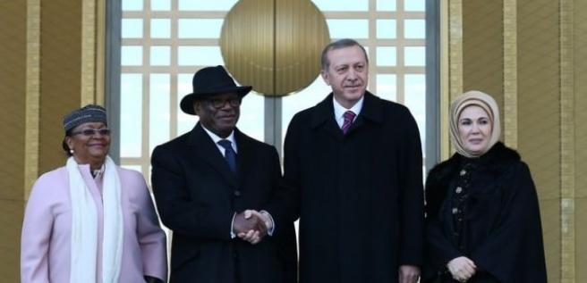 Emine Erdoğan'dan Aminata Keita'ya öneri