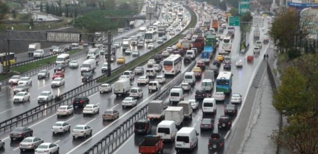 İstanbullulara müjde: Trafik çilesi yaza bitecek!