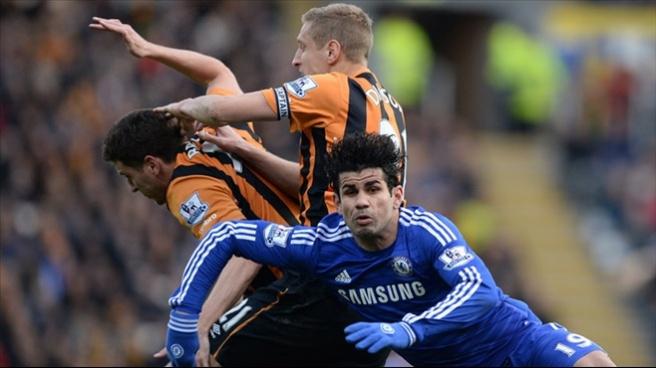 Diego Costa'ya ceza yok