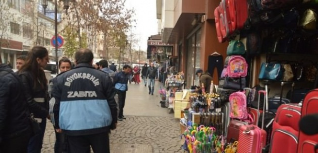 Diyarbakır'da zabıtaya turistik görev
