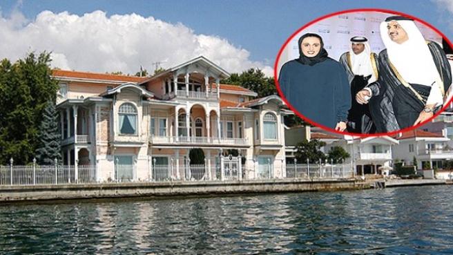 Dünyanın En Pahalı Evini İkinci Karısı Beğendiği İçin Almış
