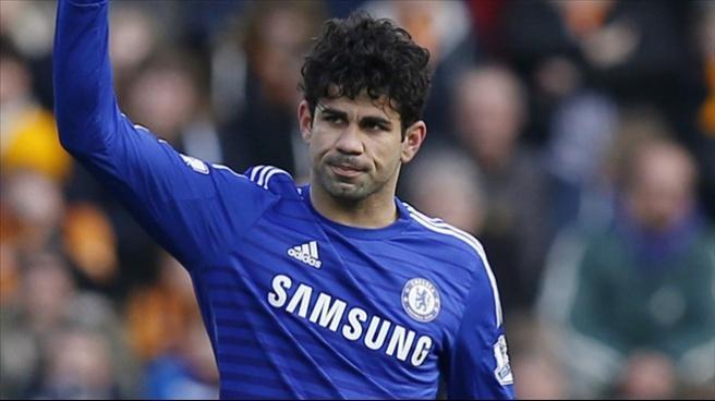 Diego Costa İspanya kadrosundan çıkarıldı