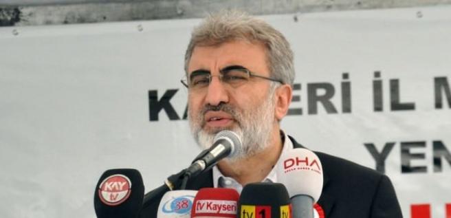Bakan Yıldız Kayseri'den rekor bekliyor