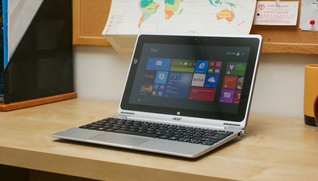 Acer Aspire Switch 10 İncelemesi