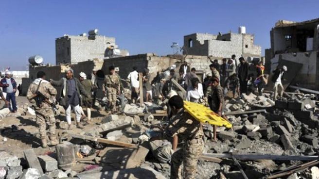 Sana'da Hava Operasyonu İddiası: 27 Ölü, 10 Yaralı