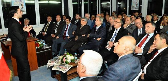 'İzmir CHP'nin kalesidir algısını kaldıracağız'