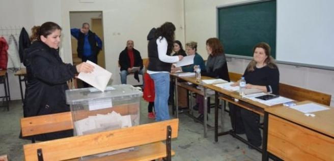 İzmir'de önce seçilme katılma oranı