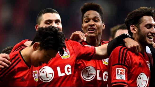 Bayer Leverkusen 4-0 Stuttgart