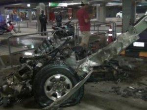 Tayland'da Patlama, 7 Yaralı