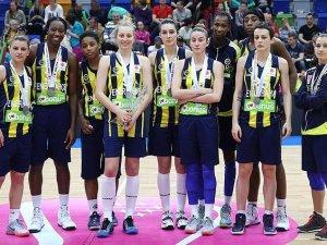 Fenerbahçe Avrupa dördüncüsü oldu