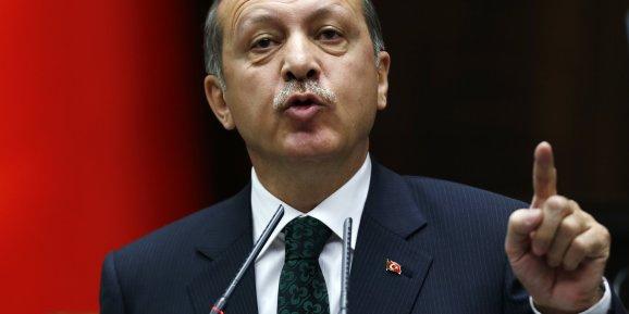 Erdoğan'dan Sert Yavru Vatan Tepkisi