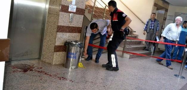 Manisa'da Polis Dehşeti!