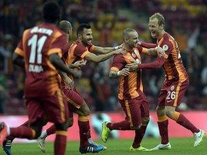 Galatasaray Kupaya Yaklaştı