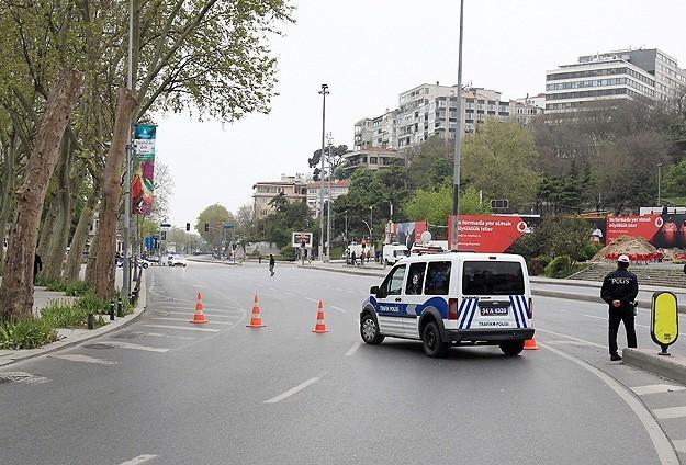 İstanbul Trafiğinde 1 Mayıs Değişikliği