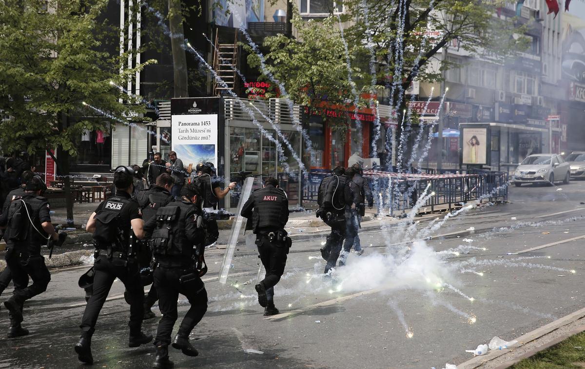 İstanbul'da 1 Mayıs Bilançosu