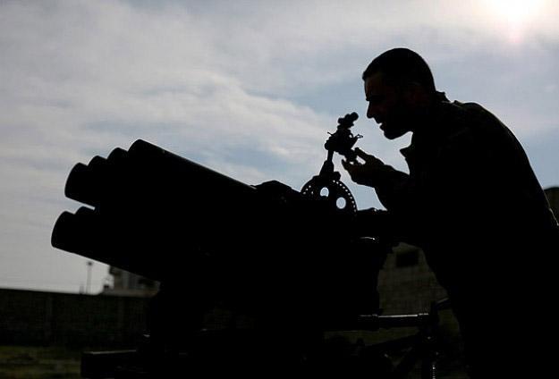 Halep'te Çatışmalar Yoğunlaştı
