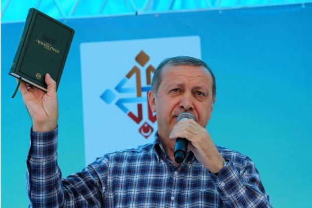 Erdoğan'da Protestoculara: Nankörlük Yapmayın