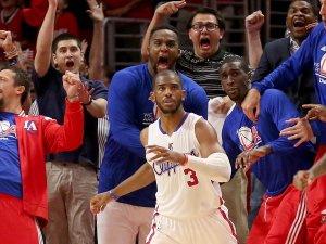 Clippers Son Saniyede Güldü