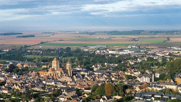 Fransa'da Satılık Kelepir Arsa
