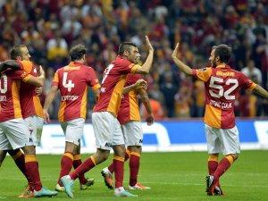 Galatasaray Zorlanmadı!