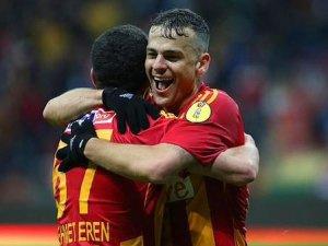 Kayserispor'da Mutlu Son
