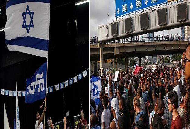 İsrail'de Ortalık Toz Duman!