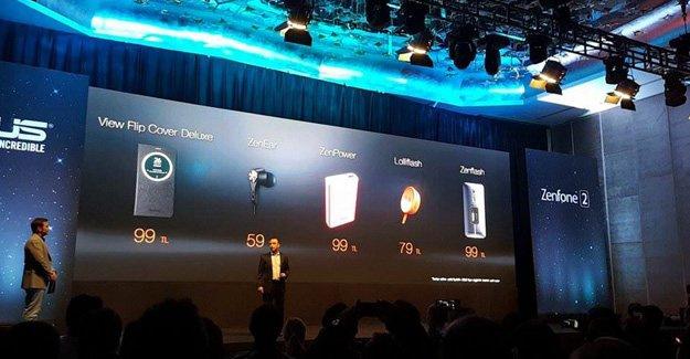 4 GB Asus Zenfone 2 Türkiye'de satışa sunuldu!