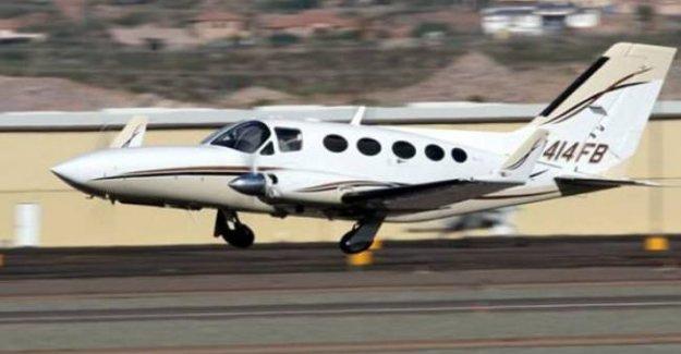 ABD'de uçak kazası: 9 ölü