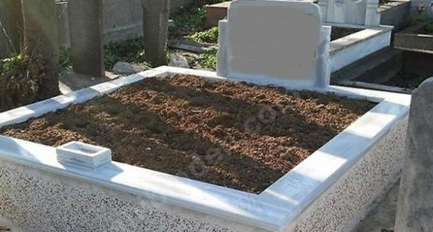 Aile mezarlığını 520 bin liraya satıyor