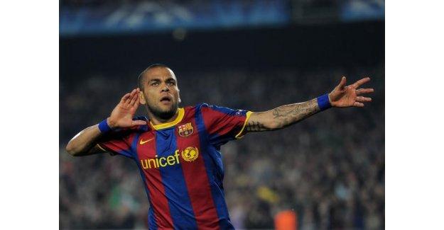 Alves rüyası bitti!