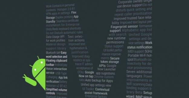 Android M ile gelen 5 yeni özellik!
