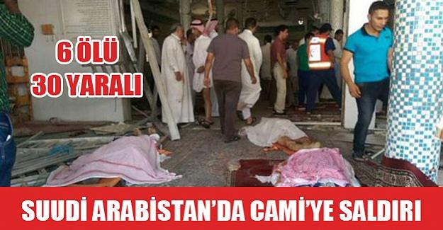 Arabistan'da Şii camisine saldırı!