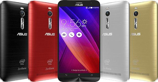 Asus Zenfone 2 satışa sunuldu!
