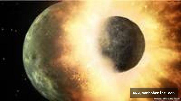Ay dünyadan koptu iddiası