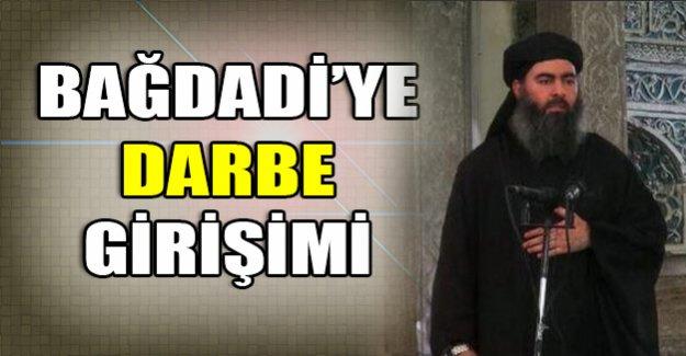 Bağdadi'ye darbe girişimi!