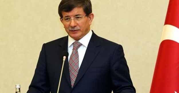 Başbakan Davutoğlu'ndan sert açıklamalar!