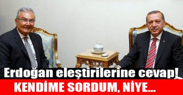 Baykal'dan Erdoğan eleştirilerine cevap!