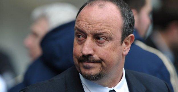 Benitez'den Napoli'ye veda!