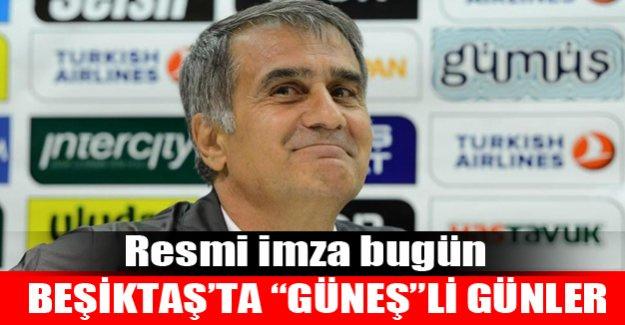 Beşiktaş'ın yeni hocası Şenol Güneş