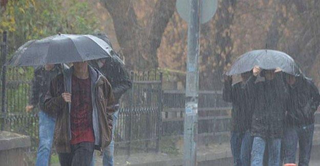 Bu bölgelere kuvvetli yağış uyarısı!