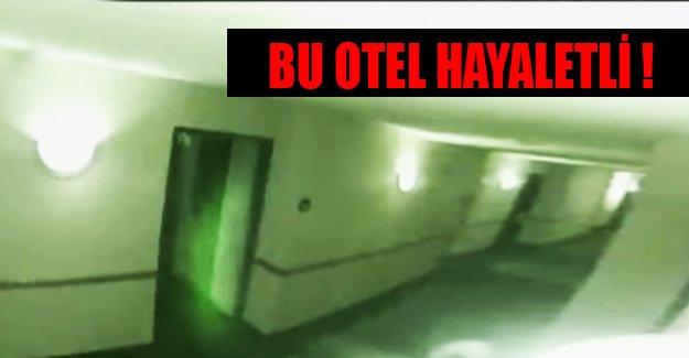 Bu Otel Hayaletli