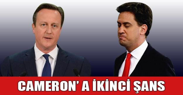 Cameron'a İkinci Şans