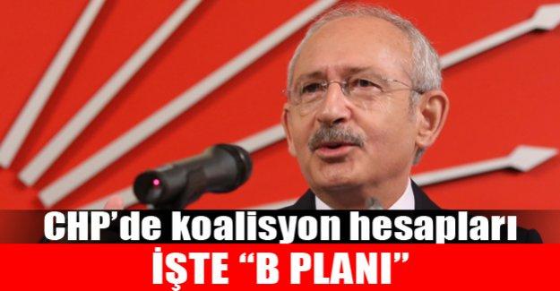 CHP'de koalisyon planları