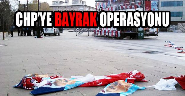 Chp'ye Bayrak Operasyonu