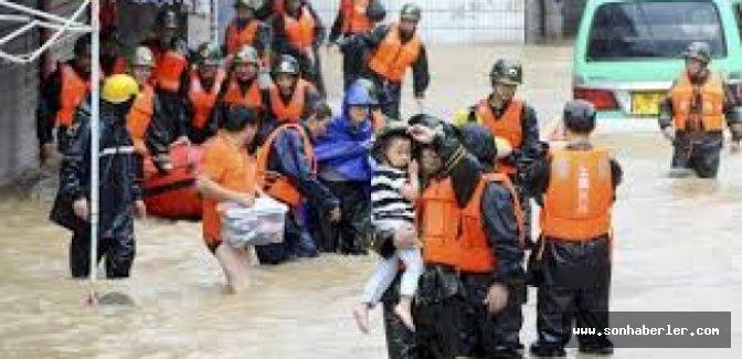 Çin'de Alarm