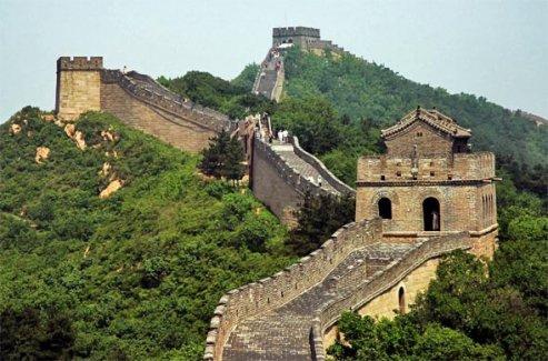 Çin Seddi gerçekleri
