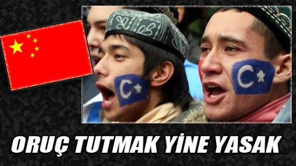 Çin yönetimi oruç tutmayı yine yasakladı!