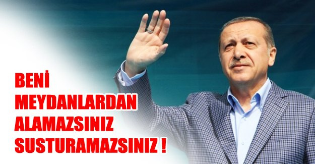 Cumhurbaşkanı Erdoğan Kırıkkale'de konuştu