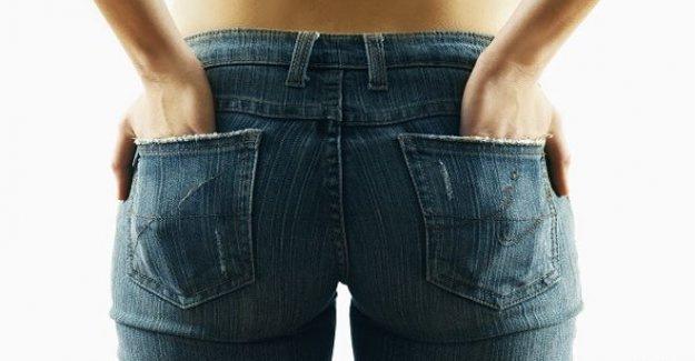 Dar pantolonlar sağlığa zararlı