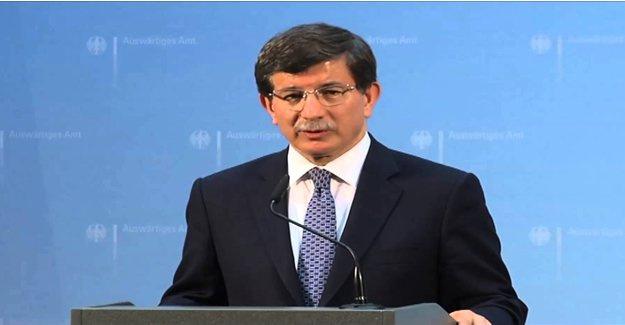 Davutoğlu'ndan IŞİD operasyonu sonrası ilk açıklama!